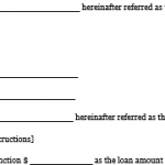 Money Loan Contract Template Free