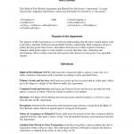 Non-Disclosure Agreement Sample