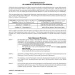 Non-Renewal Notice