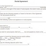 Office Rental Agreement Template