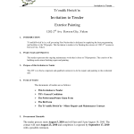 Painting Contract