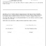 Personal Loan Repayment Agreement