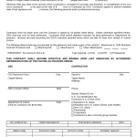 Personal Training Forms