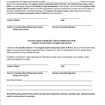 Release And Waiver Of Liability Form