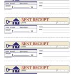 Rental Receipt