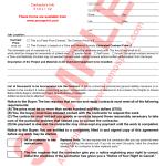 Repair Contract