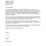 Resignation Letter-Sample