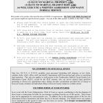 Sample Divorce Papers