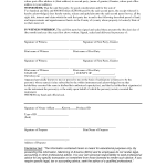Sample Quit Claim Deed Form
