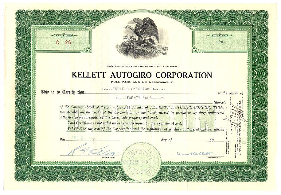 certificate sample certificates corporation printable samples autogiro kellet documents template emmamcintyrephotography word through