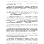 Silent Investor Agreement