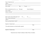 Simple Purchase Agreement Form