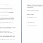 Subcontractor Agreement Form