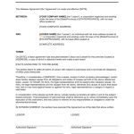 Termination Of Lease Form