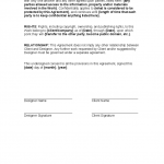 Web Design Contract Agreement