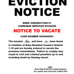 What Does An Eviction Notice Look Like
