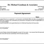 Written Agreement Template