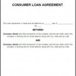 loan template