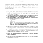 lottery group agreement form